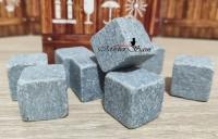 Камни для виски 20х20х20см стеатит 9 шт (гт)